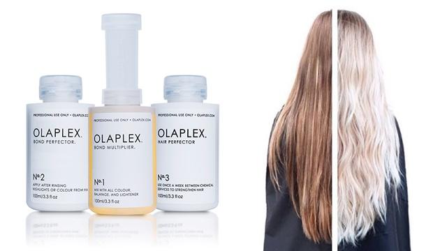 Trattamento capelli Olaplex  semplicemente rivoluzionario! 9c7888e967fd